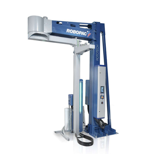 Robopac Rototech 708 CS Semi-Automatic Stretch Wrapper
