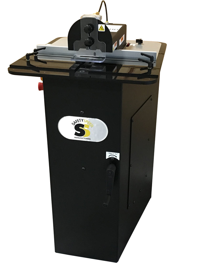 Safety Speed SPM301HD Screw Pocket Machine