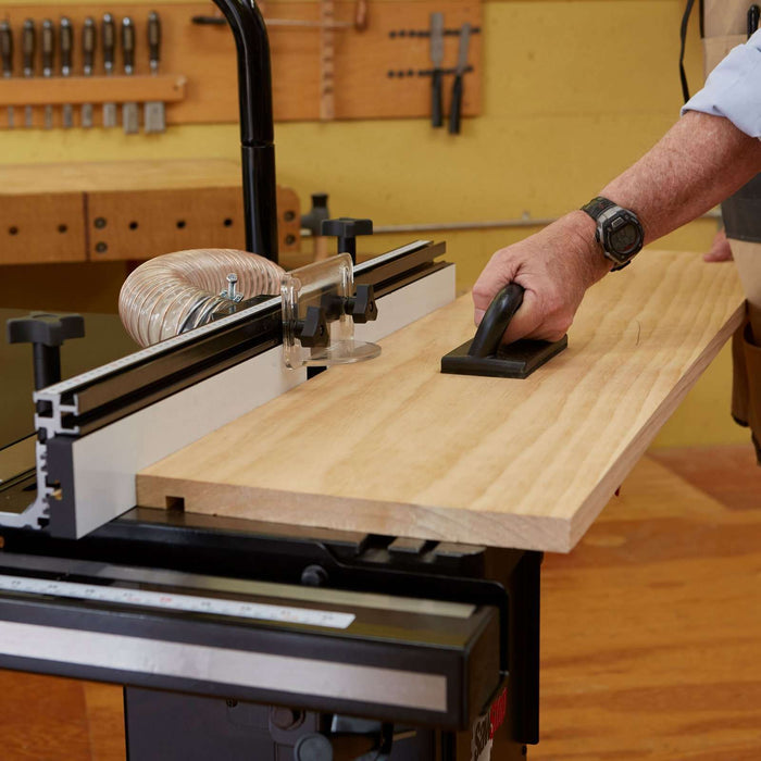 SawStop Professional Cabinet Saw In-Line Router Table Assembly