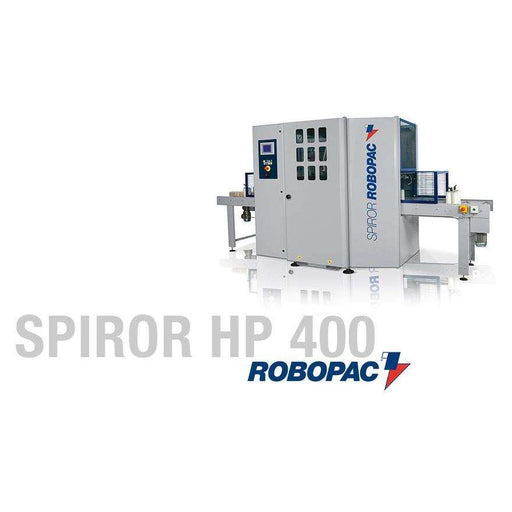 Spiror HP DR 400 Semi-Automatic Stretch Wrapper