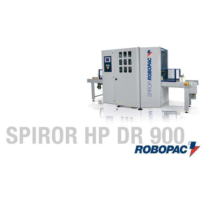 Spiror HP DR 900 Semi-Automatic Stretch Wrapper