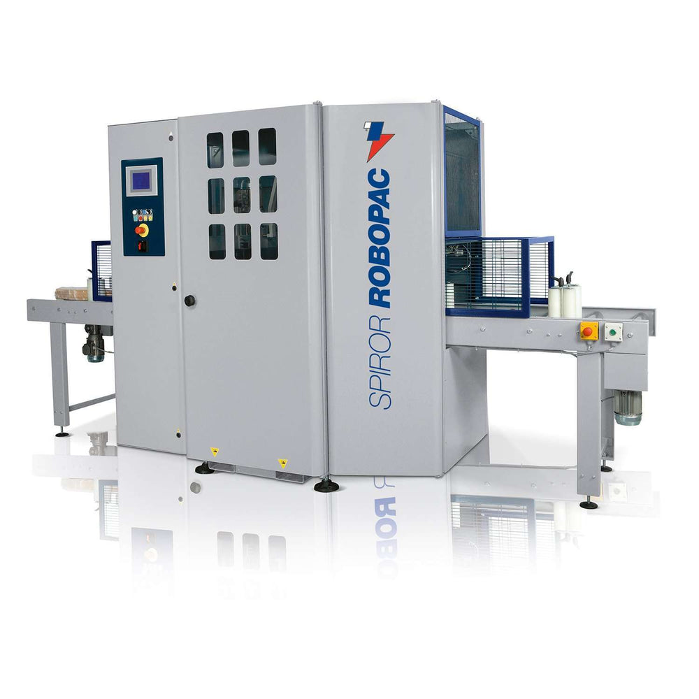 Spiror HP 300 Semi-Automatic Stretch Wrapper