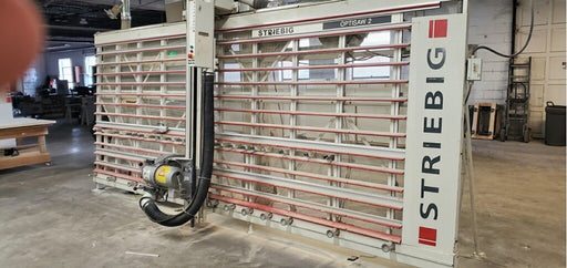 Used 2001 Striebig Standard Optisaw II  Vertical Saw