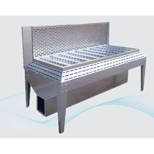 BA Galvanized Sheet Workbench