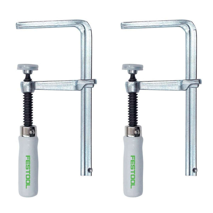 "Festool 489570 Screw Clamps, 4-11/16"" (120 Mm), 2-Pack"