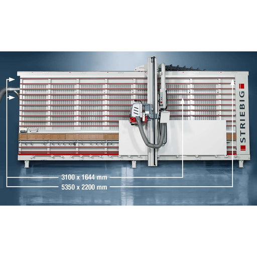 Striebig Compact Vertical Panel Saw