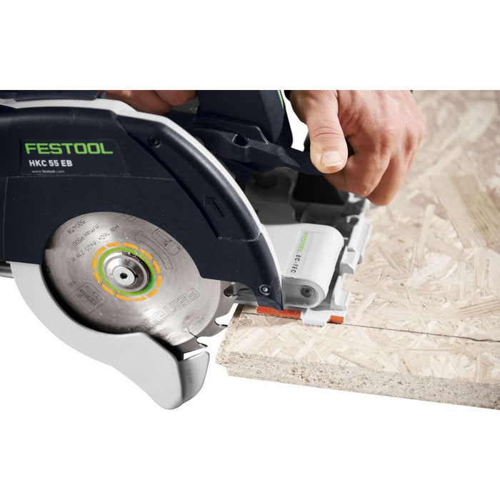 Festool HKC 55 Cordless AirStream Bluetooth 5.2Ah Track/Miter Saw