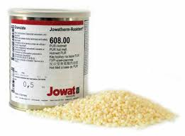 Jowat Granular PUR Glue 608.00 Natural 9 Cans per box 10 lbs