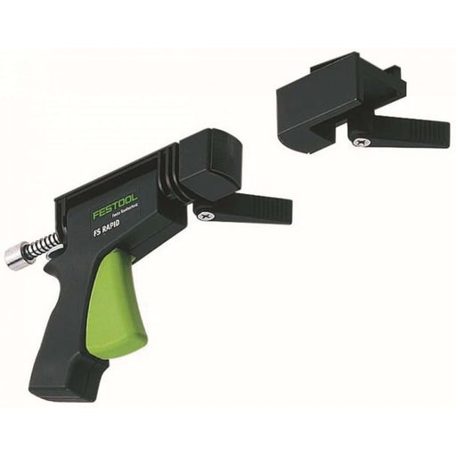 Festool 489790 FS-Rapid Clamp And Fixed Jaws For Guide Rail System
