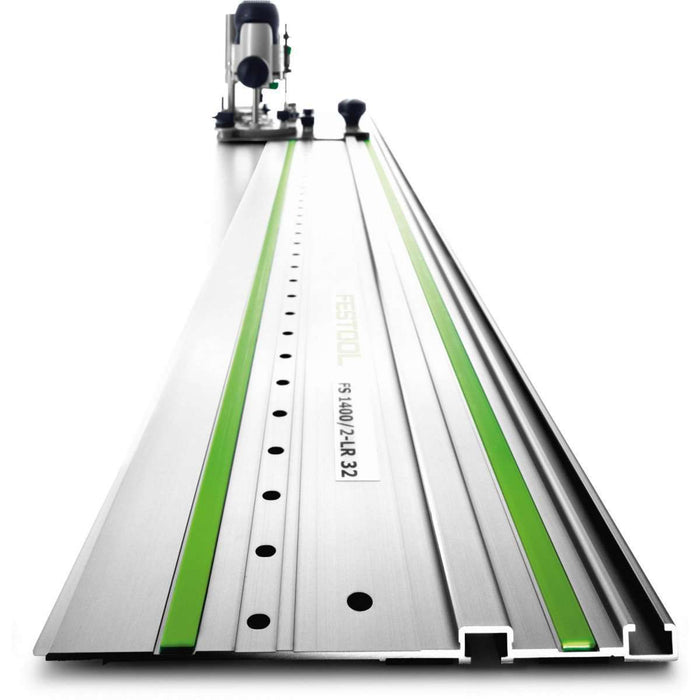 "Festool 496939 32mm Hole Drilling 55"" Guide Rail"