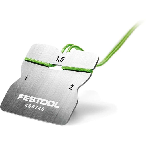Festool 499749 Edge Banding And Glue Carbide Scraper