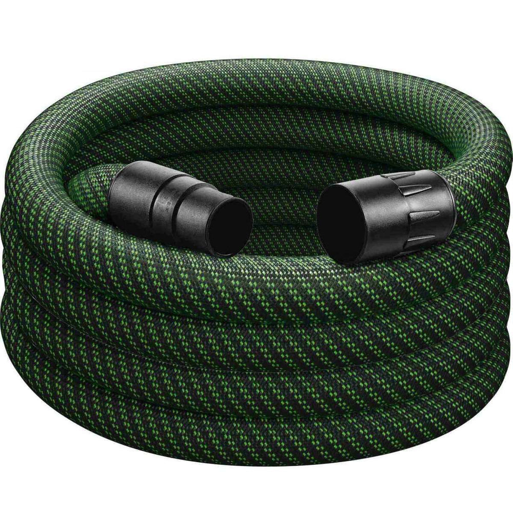 Festool 500685 Braided Sleeve Antistatic Hose, 36mm X 7m