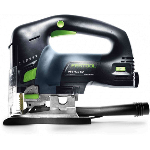 Festool PSB 420 EBQ Carvex D-Handle Jigsaw (561608)