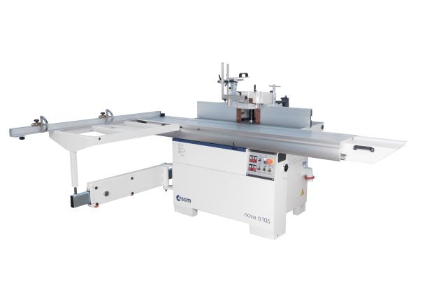 SCM Nova TI 105 Tilting Shaper (INCLUDES FREIGHT)