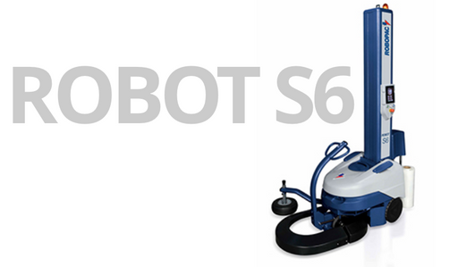 Robot S6 Portable Stretch Wrapper