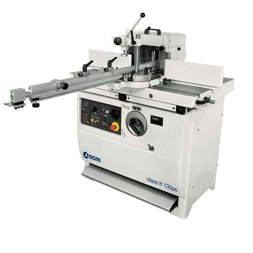 SCM Class TF 130PS Fixed Shaper, INCLUDES FREIGHT