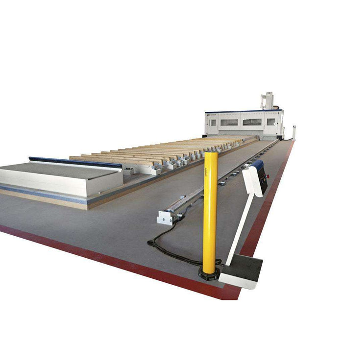 SCM CNC Timber Frame Area Machine