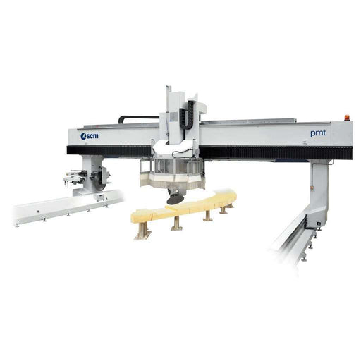 SCM CNC Timber Frame PMT Machine