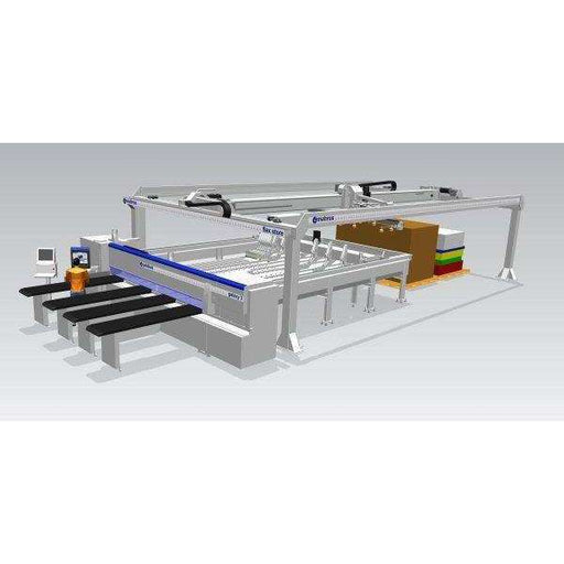 SCM Flexstore EL and Gabbiani G2 Panel Saw