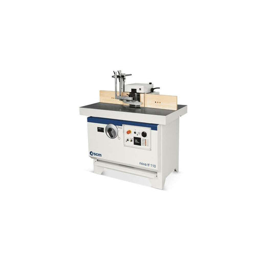 SCM Nova TF 110 Fixed Shaper, INCLUDES FREIGHT