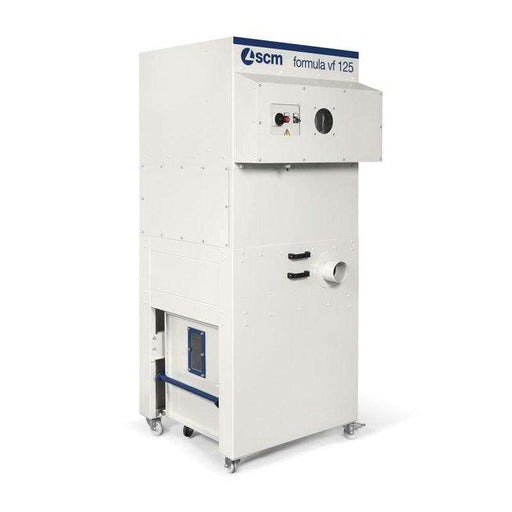 SCM VF 125 Dust Collector, INCLUDES FREIGHT