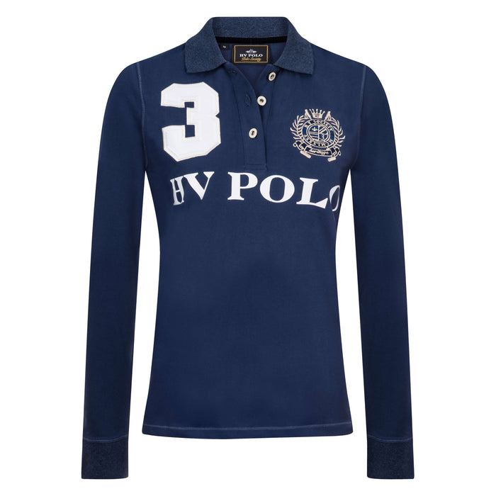 Polo Shirt Favoritas Eques LS