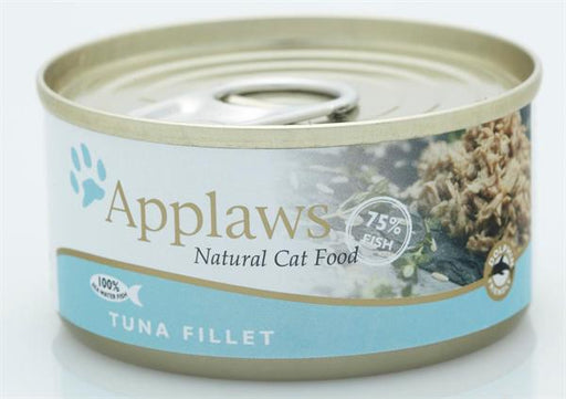 Can Tuna Fillet