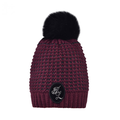 Makenzie Ladies Knitted Hat - OUTLET