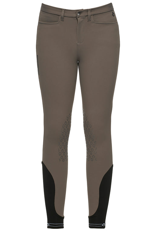 CT Perforated Logo Tape Full Grip Breeches