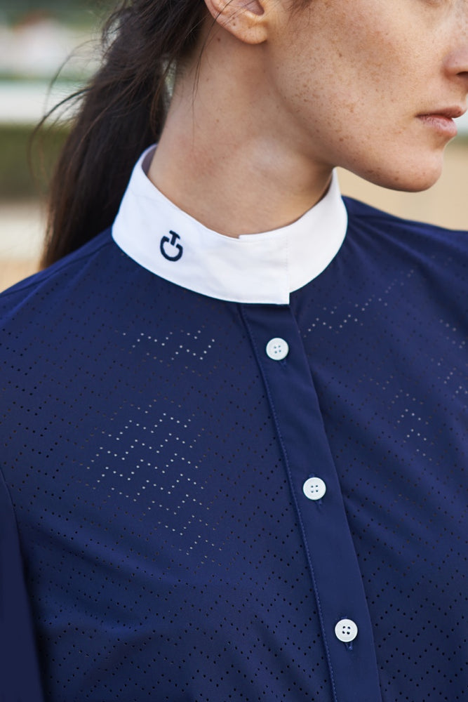 CT Perforated Wave Jersey stævnetrøje - OUTLET
