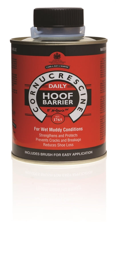 Daily Hoof Barrier