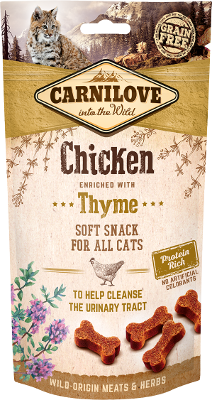 Soft snack Chicken & Thyme