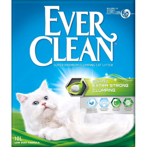 Ever Clean Extra Strong Clumping - Parfumede