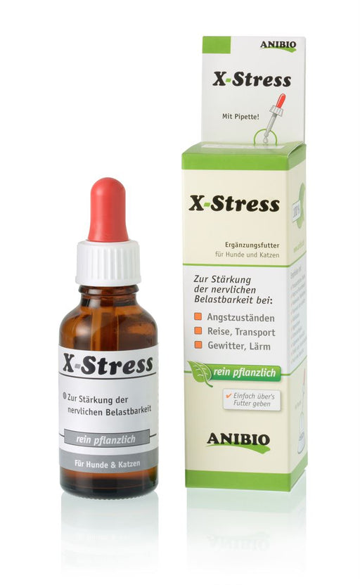 X-Stress for Balance og Adfærd