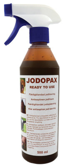 Jodpax ready to use