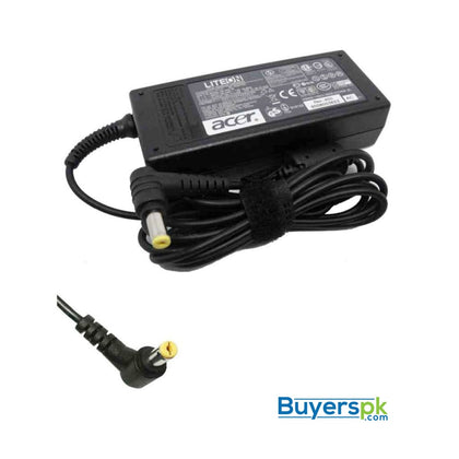 ACER LAPTOP CHARGER 19V 3.42A 65W (PIN 5.5X1.7) - LAPTOP CHARGER