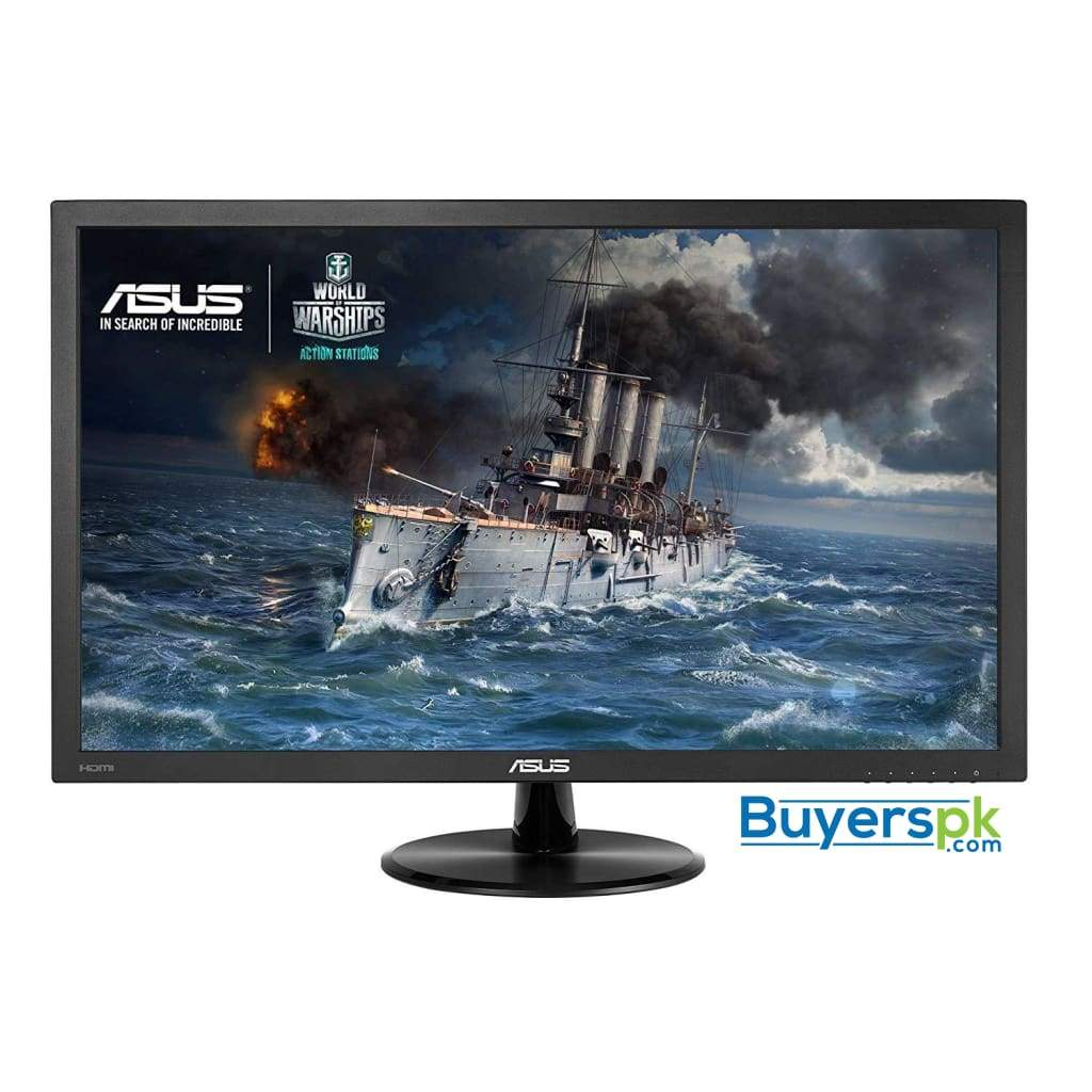 Asus Vp228h Gaming Monitor 21.5-inch Fhd 1920x1080 1ms Low Blue Light Flicker