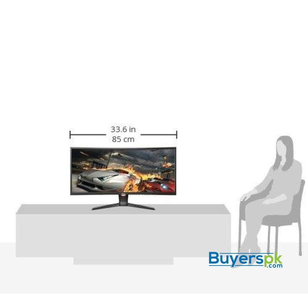 Benq Xr3501 35-inch Curved Ultra Wide Gaming Monitor 144 Hz