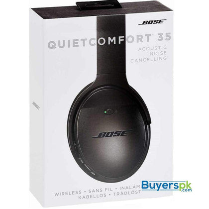 Bose QUIETCOMFORR BLUETOOTH HEADSET QC35 - Speaker