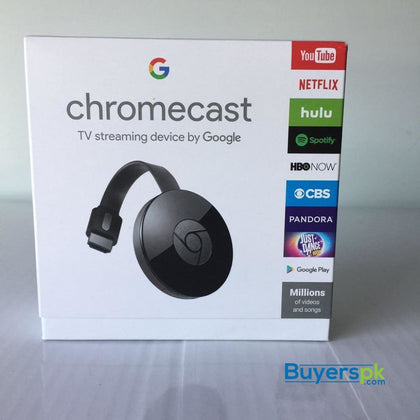 CHROMECAST 2 HDMI WiFi DONGLE AU3036 A+ Copy - HDMI Wifi Dongle