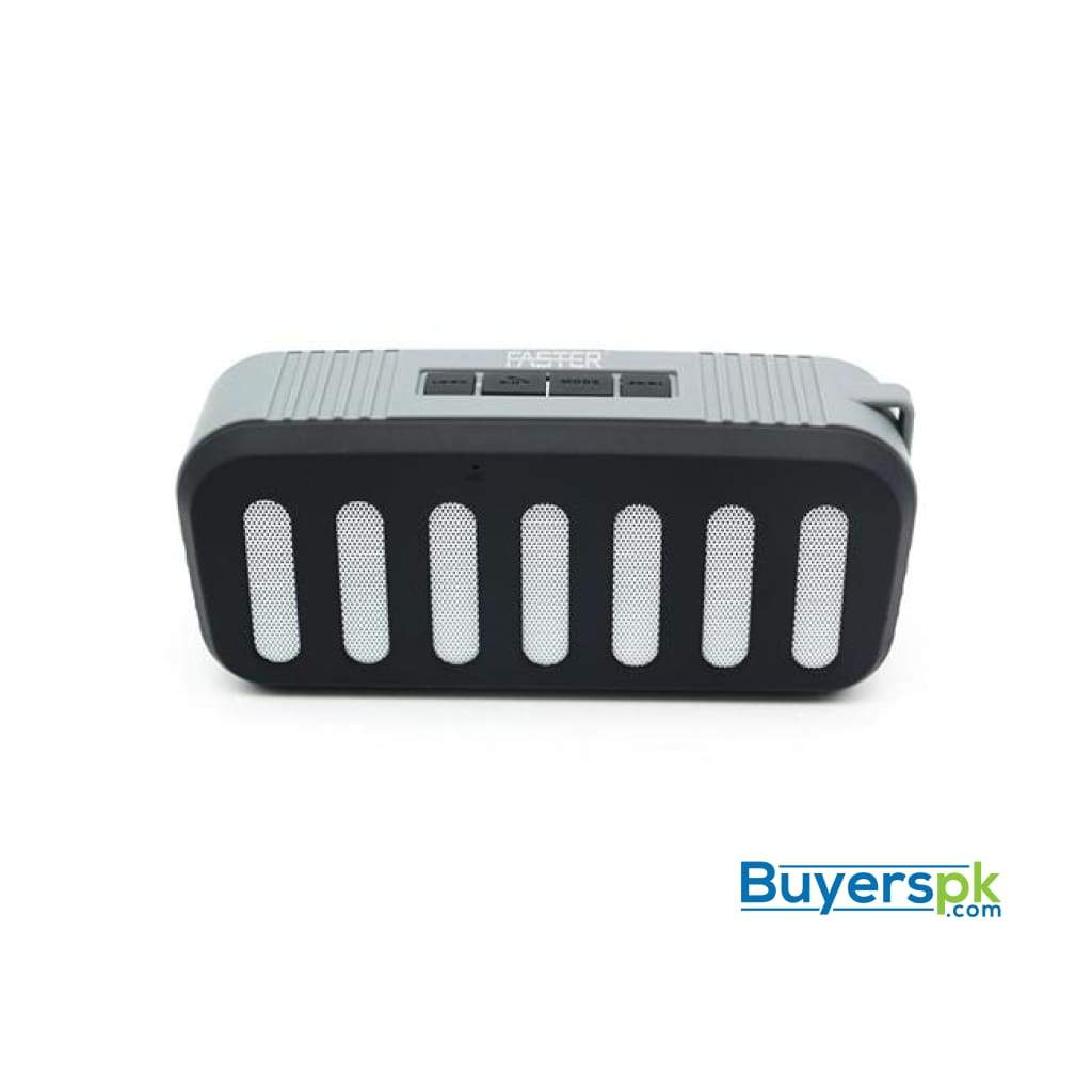 Faster Fs-401 Outdoor Wireless Speaker & Portable Active Music Player