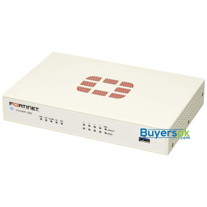 Fortinet FortiWiFi-30E Hardware Plus 8x5 FortiCare and FortiGuard UTM Protection 3 Year License - Fortinet