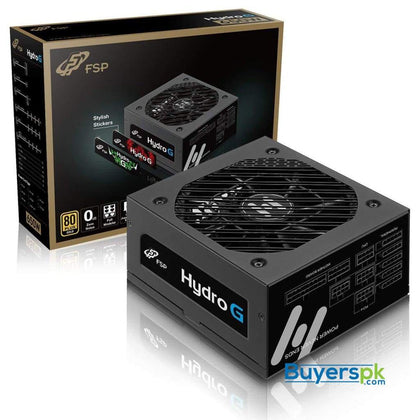 FSP PowerSupply HYDRO G 750W (80 Plus Gold) - Power Supply