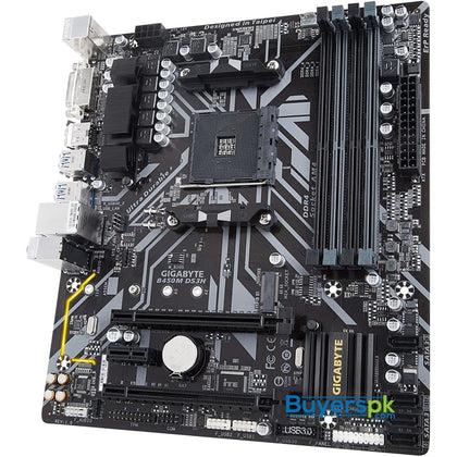 Gigabyte B450m Ds3h Motherboard - Price in Pakistan