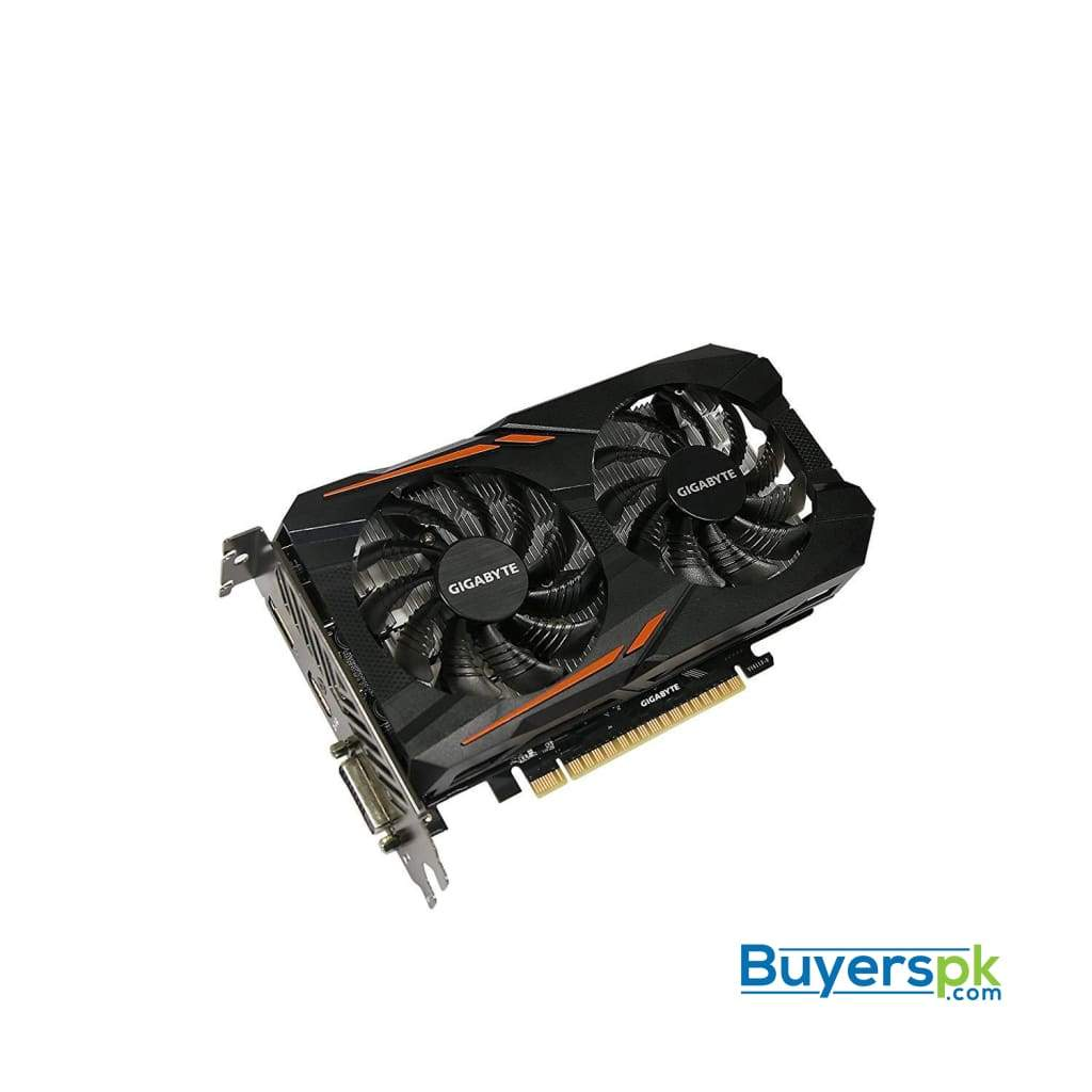 Gigabyte Geforce Gtx 1050 Ti Oc 4gb Gddr5 128 Bit Pci-e Graphic Card (gv-n105toc-4gd)