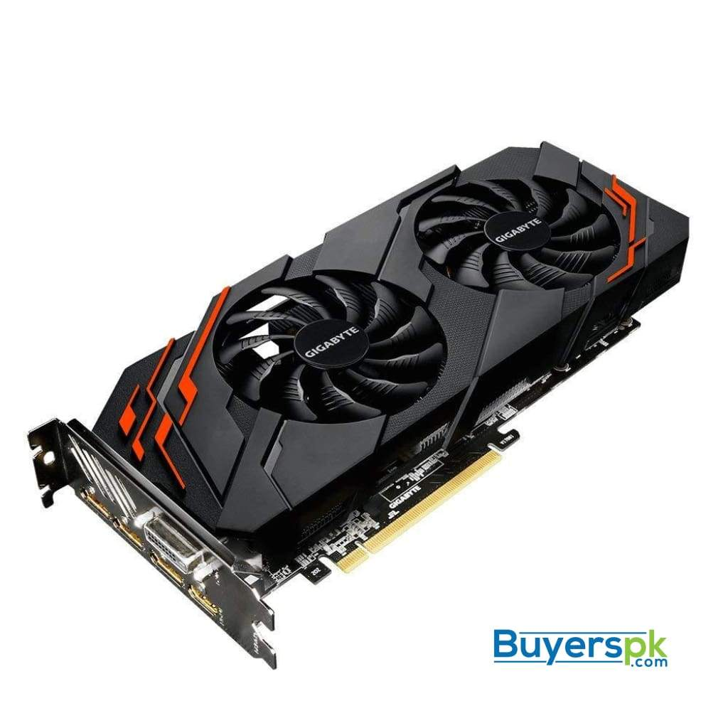 Gigabyte Geforce Gtx 1070 Windforce Oc 8g Rev2.0 Graphic Cards (gv-n1070wf2oc-8gd