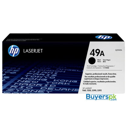 HP 49A Compatible Toner A+ Quality - Toner and Cartridge