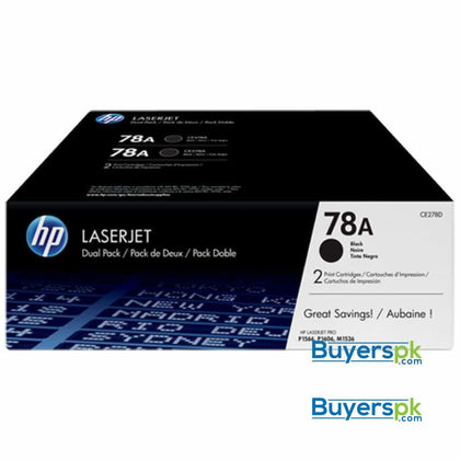 HP 78A Compatible Toner A+ Quality - Toner and Cartridge