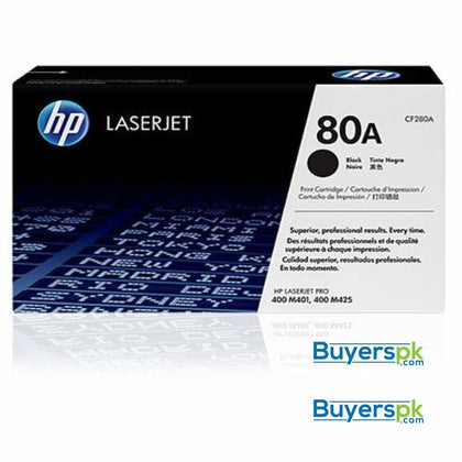 HP 80A Compatible Toner A+ Quality - Toner and Cartridge