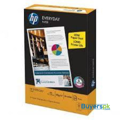 HP A4 Printer paper 500 Sheets - 80gm - White - Paper